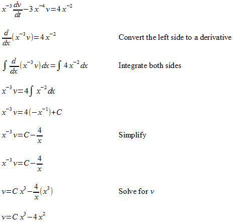 simplified bernoulli equation. solving a bernoulli equation simplified r
